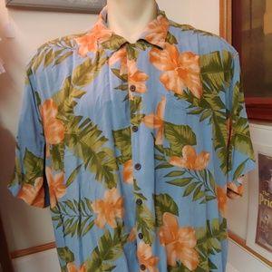 Men's Panama Jack 3XL Button Up Shirt